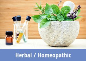 HERBAL / HOMEOPATHIC