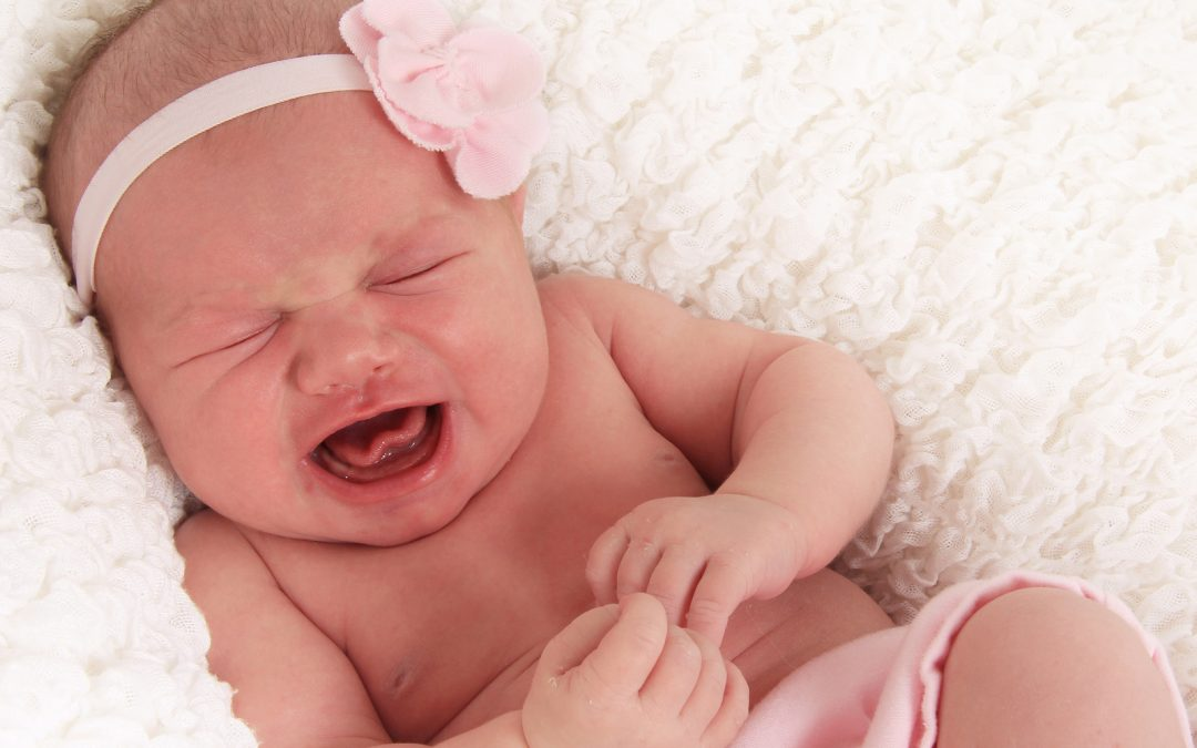 Cure Your Colicky Baby Naturally with Chiropractic Care