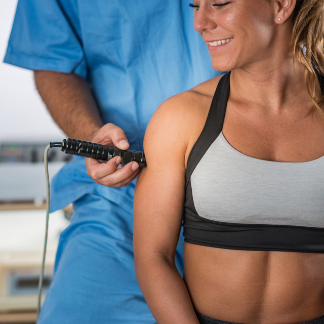 Laser Therapy Chiropractic Treatment