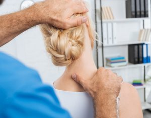 Treatments for neck pain